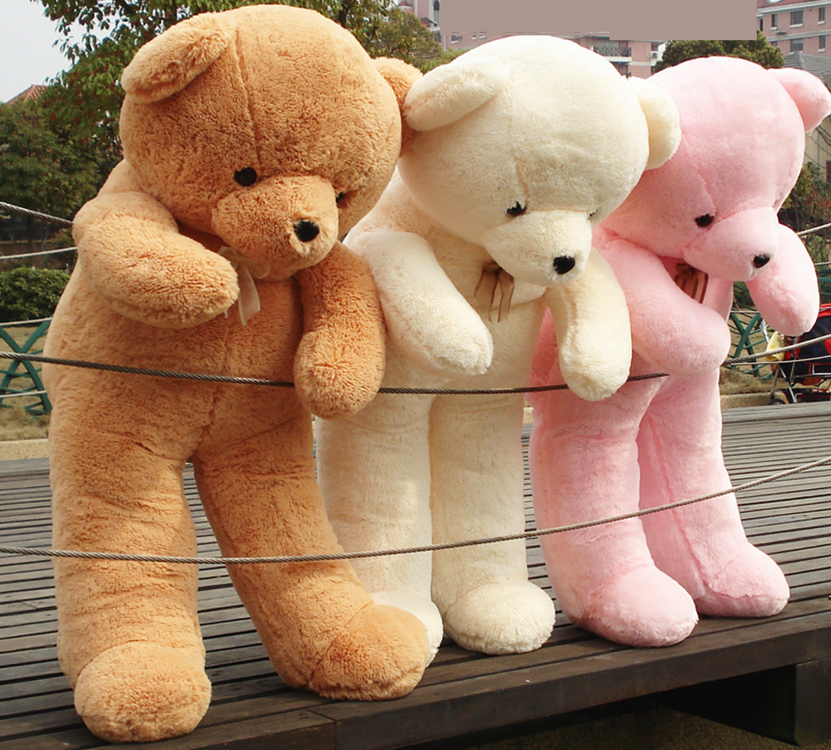 Free Shipping Plush Toys Giant Teddy Bears on Luulla